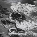 Surf, China Cove, Point Lobos, 1938 (PL-S-9G)