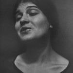 Tina Reciting, 1924 (34PO)